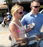 Britney Spears grabo documental con MTV - For The Record