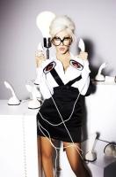 Christina Aguilera en mas promos para su album de Hits