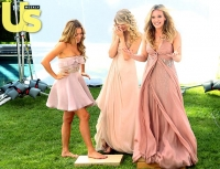 Hilary Duff, Lauren Conrad y Taylor Swift en Us Weekly