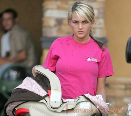 Jamie Lynn Spears embarazada otra vez? [National Enquirer]