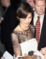 Katie Holmes y su debut en Broadway con All my Sons