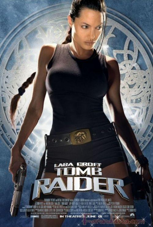 Angelina Jolie sera Lara Croft otra vez? Ange aparece en NY