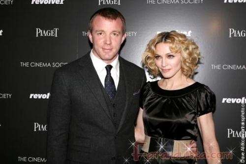 Madonna y Guy Ritchie anunciaran su divorcio