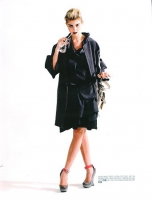 Gossip Girl Taylor Momsen en Crash magazine