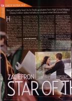 Zanessa en la fiesta US Weekly's Hot Hollywood Issue