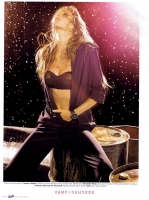 Gisele Bundchen para Elle magazine [Dic 2008]
