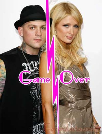 Guess What? Paris Hilton y Benji Madden terminaron