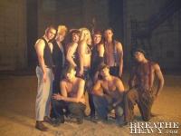Imagenes del video Circus de Britney Spears