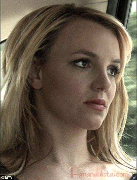 Britney ahora no es tan feliz como parece?