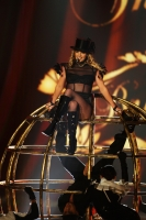 Britney Spears brilla en los Bambi Awards 2008