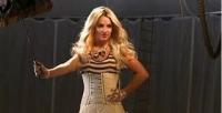 Britney Spears en sesion de fotos para Circus