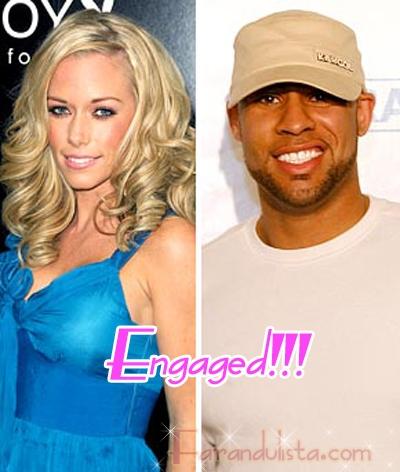 Kendra Wilkinson comprometida con Hank Baskett