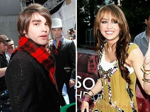 Justin Gaston niega ser novio de Miley Cyrus