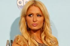 Paris Hilton en los American Music Awards 2008