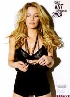 Hilary Duff posa sexy para Maxim [Enero 2009]