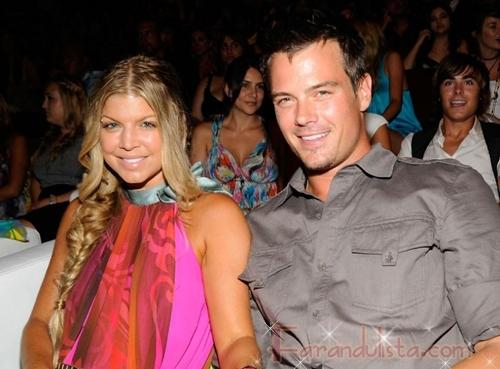 Fergie y Josh Duhamel se casaran en Enero 2009