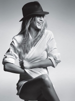 Jennifer Aniston se desnuda en GQ magazine
