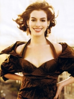 Anne Hathaway en Vogue Magazine [Enero 2009]