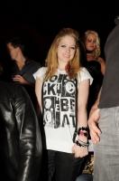 Avril Lavigne ha ganado peso... o tal vez...