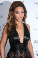 Beyonce y su roca en la premier de Cadillac Records