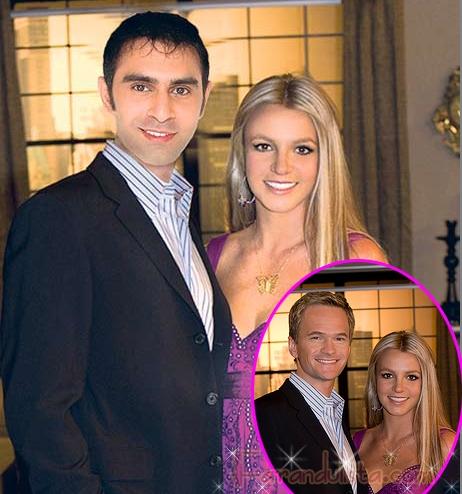 Britney no esta en India ni tiene nuevo novio en Bollywood Duh!