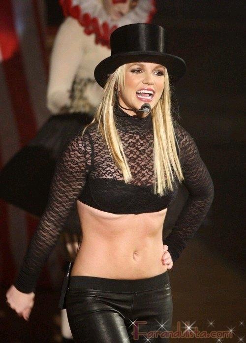 Britney teme decepcionar a sus fan al vover a los escenarios