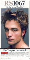 Robert Pattinson es el Jonas Vampiro y el actor mas sexy