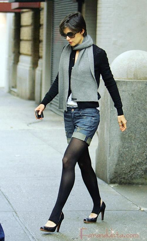 Katie Holmes luce Hot or Blah?