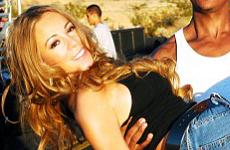 Una prueba de que Mariah podria estar embarazada – Links!