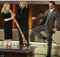 Nicole Kidman sera esteril por tocar instrumento aborigen