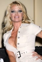 Alguien que le diga a Pamela Anderson que se cubra... completa