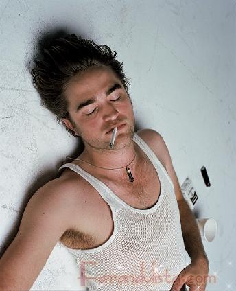 Robert Pattinson es el Jonas Vampiro y el actor mas sexy