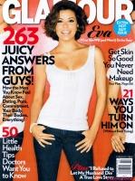 Eva Longoria en Glamour magazine