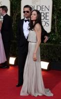 Angelina Jolie en los Golden Globe 2009