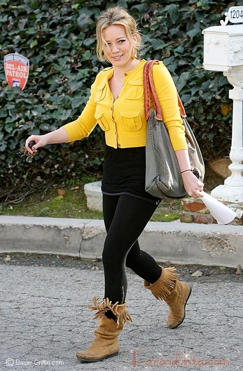 Hilary Duff sera una abogada joven en la nueva serie de NBC