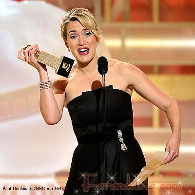 Kate Winslet se olvido de Angelina Jolie