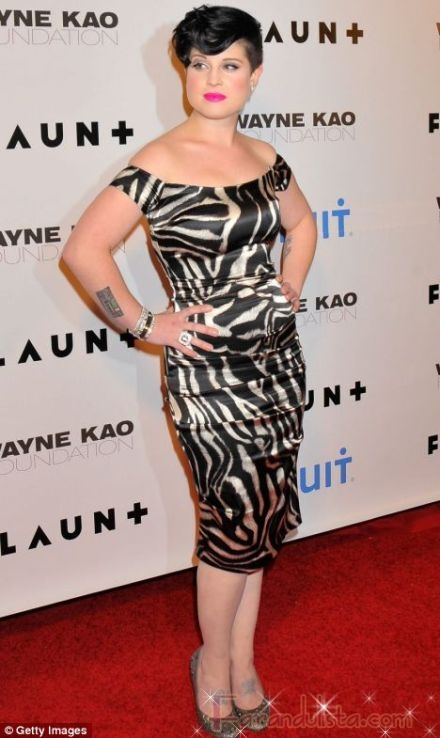 Kelly Osbourne vuelve a rehabilitacion