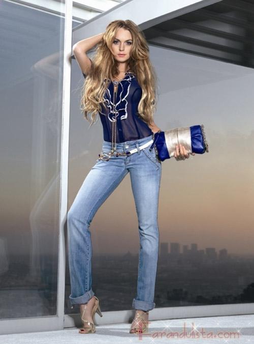 Lindsay Lohan para Fornarina - Siguen los rumores de ruptura