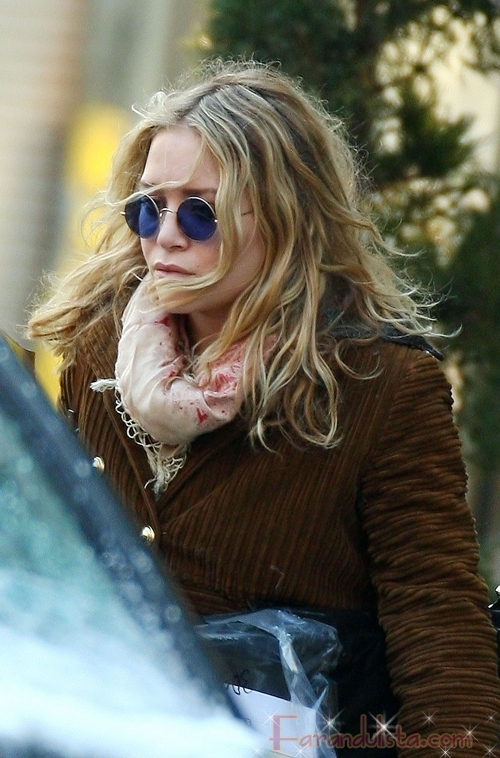 Mary Kate Olsen aparecera en Interview