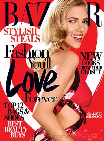 Scarlett Johansson no quiere hijos por ahora - Bites and Links!