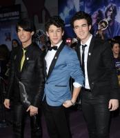Los Jonas @ Jonas Brothers The 3D Concert Experience Premier