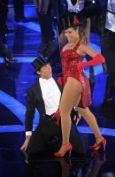 Beyonce en los Oscars 2009