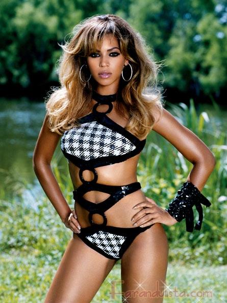 Beyonce registra a Sasha Fierce