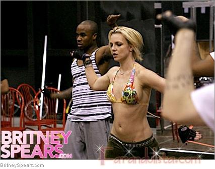 Britney Spears tendra magia en su Tour Circus - literalmente -