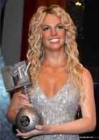 Britney Spears en el Madame Tussauds de Londres