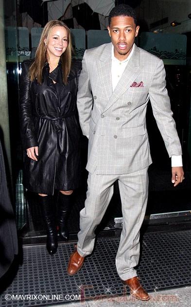 Mariah Carey vuelve a la normalidad y luce preciosa