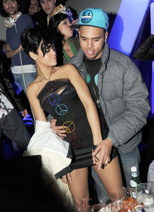 WHAT??? Rihanna y Chris Brown se reconciliaron