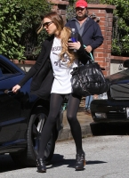 Lindsay Lohan demasiado delgada