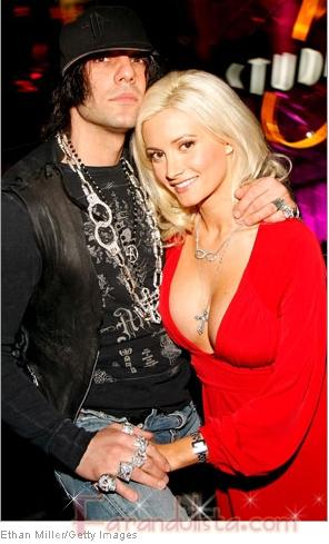 Holly Madison y Criss Angel terminaron