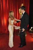 Jennifer Aniston en los Oscar 2009 - video